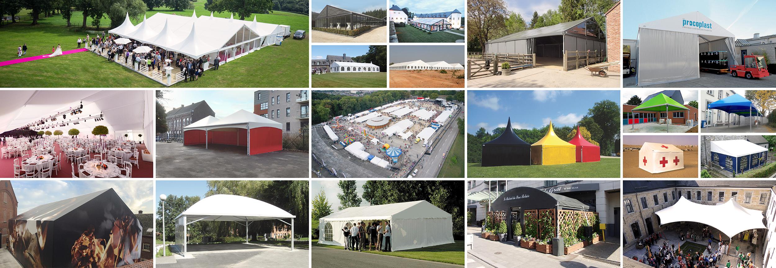 Fabricant de b ches tentes et chapiteaux fabrication schreiber s a since 1815 www - Salon des maires et des collectivites locales ...